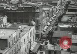 Image of traffic on streets Mexico City Mexico, 1944, second 26 stock footage video 65675063454