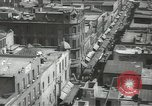 Image of traffic on streets Mexico City Mexico, 1944, second 27 stock footage video 65675063454