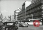 Image of traffic on streets Mexico City Mexico, 1944, second 12 stock footage video 65675063455