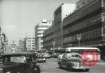 Image of traffic on streets Mexico City Mexico, 1944, second 13 stock footage video 65675063455