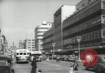 Image of traffic on streets Mexico City Mexico, 1944, second 14 stock footage video 65675063455
