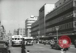 Image of traffic on streets Mexico City Mexico, 1944, second 15 stock footage video 65675063455