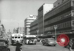 Image of traffic on streets Mexico City Mexico, 1944, second 16 stock footage video 65675063455