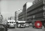 Image of traffic on streets Mexico City Mexico, 1944, second 17 stock footage video 65675063455