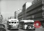 Image of traffic on streets Mexico City Mexico, 1944, second 19 stock footage video 65675063455