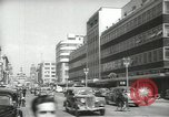 Image of traffic on streets Mexico City Mexico, 1944, second 22 stock footage video 65675063455