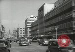 Image of traffic on streets Mexico City Mexico, 1944, second 23 stock footage video 65675063455
