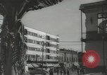 Image of traffic on streets Mexico City Mexico, 1944, second 56 stock footage video 65675063455