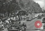 Image of ongoing parade Mexico City Mexico, 1944, second 5 stock footage video 65675063456