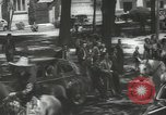 Image of ongoing parade Mexico City Mexico, 1944, second 10 stock footage video 65675063456