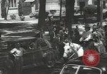 Image of ongoing parade Mexico City Mexico, 1944, second 11 stock footage video 65675063456