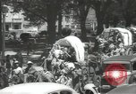 Image of ongoing parade Mexico City Mexico, 1944, second 17 stock footage video 65675063456