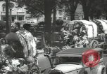 Image of ongoing parade Mexico City Mexico, 1944, second 20 stock footage video 65675063456
