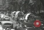Image of ongoing parade Mexico City Mexico, 1944, second 26 stock footage video 65675063456