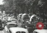 Image of ongoing parade Mexico City Mexico, 1944, second 28 stock footage video 65675063456