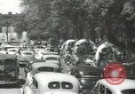 Image of ongoing parade Mexico City Mexico, 1944, second 29 stock footage video 65675063456