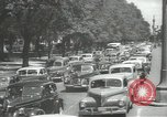 Image of ongoing parade Mexico City Mexico, 1944, second 32 stock footage video 65675063456