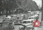 Image of ongoing parade Mexico City Mexico, 1944, second 33 stock footage video 65675063456