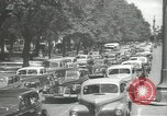 Image of ongoing parade Mexico City Mexico, 1944, second 34 stock footage video 65675063456