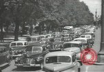 Image of ongoing parade Mexico City Mexico, 1944, second 36 stock footage video 65675063456