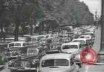 Image of ongoing parade Mexico City Mexico, 1944, second 37 stock footage video 65675063456