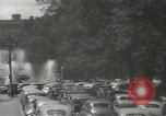 Image of ongoing parade Mexico City Mexico, 1944, second 46 stock footage video 65675063456