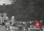 Image of ongoing parade Mexico City Mexico, 1944, second 48 stock footage video 65675063456