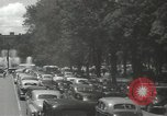 Image of ongoing parade Mexico City Mexico, 1944, second 49 stock footage video 65675063456
