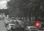 Image of ongoing parade Mexico City Mexico, 1944, second 50 stock footage video 65675063456