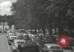 Image of ongoing parade Mexico City Mexico, 1944, second 51 stock footage video 65675063456
