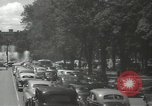 Image of ongoing parade Mexico City Mexico, 1944, second 52 stock footage video 65675063456