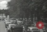 Image of ongoing parade Mexico City Mexico, 1944, second 53 stock footage video 65675063456