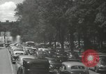 Image of ongoing parade Mexico City Mexico, 1944, second 54 stock footage video 65675063456