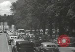Image of ongoing parade Mexico City Mexico, 1944, second 56 stock footage video 65675063456