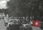 Image of ongoing parade Mexico City Mexico, 1944, second 57 stock footage video 65675063456