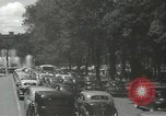 Image of ongoing parade Mexico City Mexico, 1944, second 58 stock footage video 65675063456