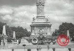 Image of monuments Mexico City Mexico, 1944, second 53 stock footage video 65675063457
