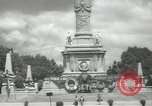 Image of monuments Mexico City Mexico, 1944, second 54 stock footage video 65675063457