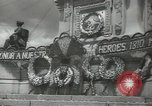 Image of monuments Mexico City Mexico, 1944, second 58 stock footage video 65675063457