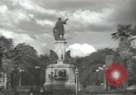 Image of monuments Mexico City Mexico, 1944, second 17 stock footage video 65675063458