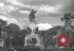 Image of monuments Mexico City Mexico, 1944, second 21 stock footage video 65675063458