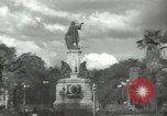 Image of monuments Mexico City Mexico, 1944, second 22 stock footage video 65675063458