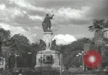 Image of monuments Mexico City Mexico, 1944, second 23 stock footage video 65675063458