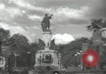 Image of monuments Mexico City Mexico, 1944, second 28 stock footage video 65675063458