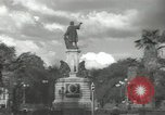 Image of monuments Mexico City Mexico, 1944, second 29 stock footage video 65675063458