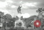 Image of monuments Mexico City Mexico, 1944, second 30 stock footage video 65675063458