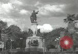 Image of monuments Mexico City Mexico, 1944, second 34 stock footage video 65675063458