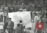 Image of Mexican civilians Mexico City Mexico, 1944, second 15 stock footage video 65675063460