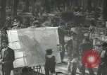 Image of Mexican civilians Mexico City Mexico, 1944, second 20 stock footage video 65675063460