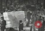 Image of Mexican civilians Mexico City Mexico, 1944, second 21 stock footage video 65675063460